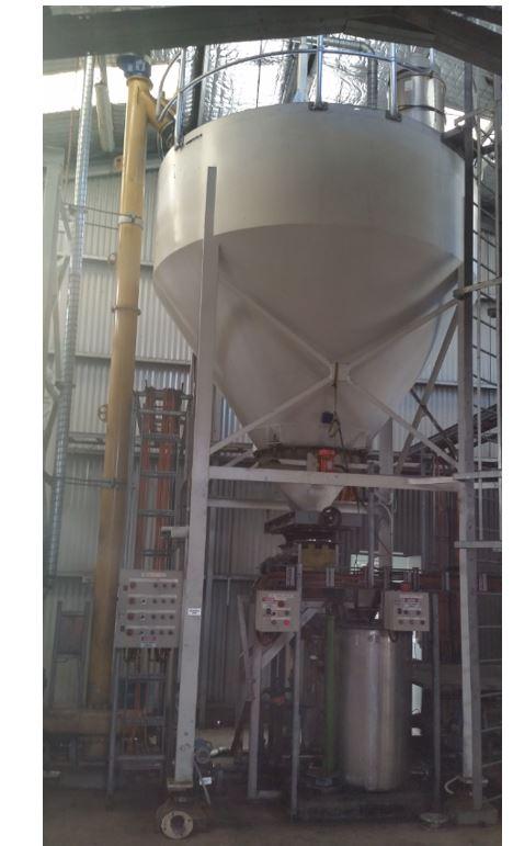 PAC Handling System - Grahamstown WTP